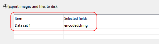 Exporting base64 encoded values in your databases - Yohz