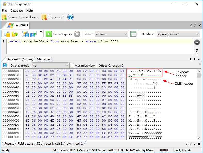 SQL Blob Export Archives - Yohz Software Development Blog